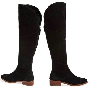 c28522eb0f5 Sole Society Shoes - Sole Society TIFF OTK Boot in Black-Size 9-NWOT